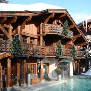 5 најдобри француски хотели за љубителите на скијањето!