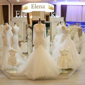 Елена Лука ја промовираше новата колекција венчаници на Саемот за венчавки
