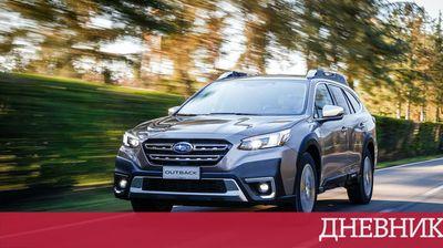 Subaru Outback: най-способният Outback досега
