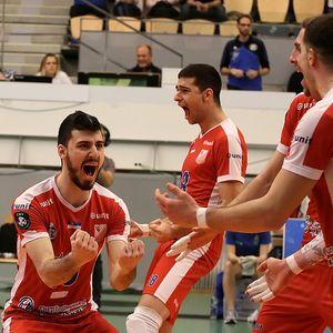 Liga šampiona: Veliki bod odbojkaša Vojvodine u Nemačkoj