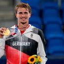 Aleksandar Zverev olimpijski šampion u tenisu