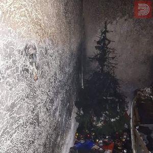 Изгоре куќа во струмичко Пиперово