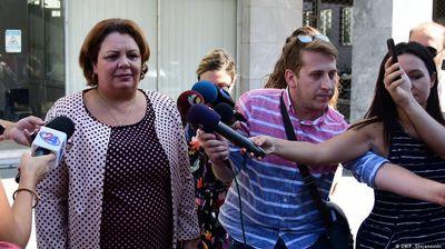 "Јанева хоспитализирана, обвинението за ""Рекет"" стокмено"