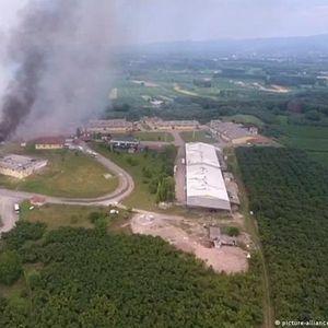 Турција: Смртоносни експлозии во фабрика за пиротехника