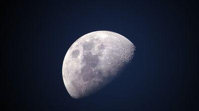 """Mesec se smanjuje i """"bora"""" kao grožđica"""