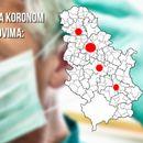 NAJNOVIJI KORONA PRESEK PO GRADOVIMA: Beograd je još uvek na prvom mestu, dvocifren još jedan grad!