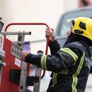Na Jabuci kod Prijepolja do temelja je izgorela luksuzna vikendica: Sumnja se da je prvo opljačkana