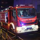 UGAŠEN POŽAR U ZEMUNU: Vatrogasci obavili posao!