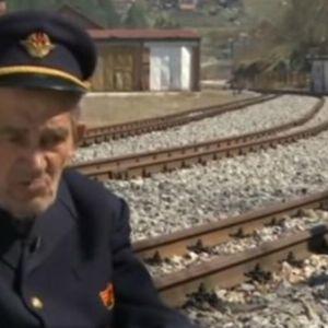 VOJINA SRBIJA NE SME DA ZABORAVI! Ovo je mašinovođa koji je spasao vagon pun Srba od ustaša (VIDEO)