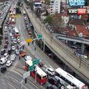 SVAKI DRUGI AUTOMOBIL U SRBIJI OZBILJNO ZAGAĐUJE: NALED predlaže promenu u plaćanju taksi i veće ulaganje!