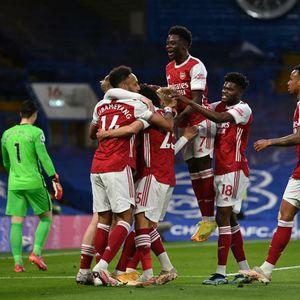 LONDON JE CRVENO-BELI: Arsenal slavio na Stamford bridžu, Žoržinjo je tragičar!