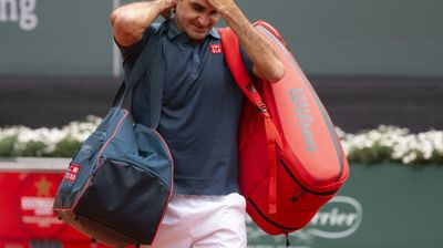 PRPA GA HVATA: Federeru u glavi samo Novak Đoković - NE MOŽE DA VERUJE DA JE SRBIN PRIŠAO NA JEDAN ZAOSTATKA!
