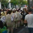 (UŽIVO) SPASOVDANSKA LITIJA: Građani Beograda se okupili da proslave slavu!