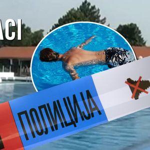 JEZIVI DETALJI STRAVIČNE TRAGEDIJE U ODŽACIMA: Dečaka (10) koji se utopio u bazenu GURNUO DRUG (8)!
