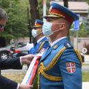 PREDSEDNIK VUČIĆ: Beskrajno vam hvala na časti koju ste dali Srbiji i da bar zajedno pokušamo da se to ne zaboravi