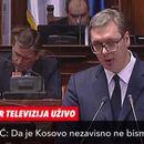 SUPROTNA STRANA UOPŠTE NE RAZMIŠLJA O KOMPROMISU: Vučić otkrio deo razgovora sa Aljbinom Kurtijem!