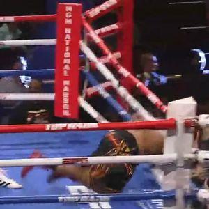 TOLIKO GA JE ISPREBIJAO, DA JE ISPAO IZ RINGA: Jedna od najluđih scena ikada u boksu!