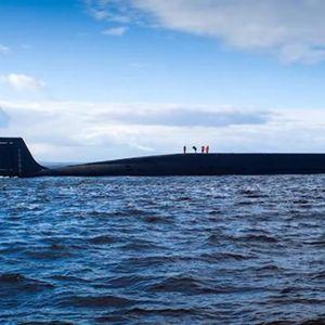 NAJVEĆA PUTINOVA TAJNA: Rusi slučajno otkrili slike podmornice