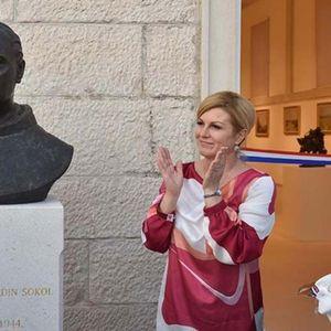 KOLINDA RAZBESNELA DEO HRVATA: Za ceo svet je fašista, ali je za nju hrvatski mučenik