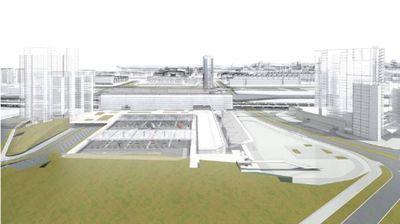 IZGLED NOVOG BEOGRADA BIĆE PROMENJEN: Jurija Gagarina imaće 4 saobraćajnice, a tu će biti i nova BAS stanica