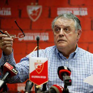 RADIKALNA PROMENA U ZVEZDI: Čović najavio da od sledeće sezone u Zvezdi ništa neće biti isto!
