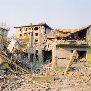 ODMAZDA IZRAELA nakon raketnog napada iz Palestine