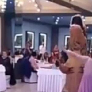 OVAKVOG GOSTA SIGURNO NIKAD NISTE VIDELI NA SVADBI: Snimak iz jedne sale u Čapljini kruži internetom