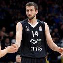 ŠTA ĆE BITI SA STEFANOM BIRČEVIĆEM? Rizičan potez bivšeg košarkaša Partizana!