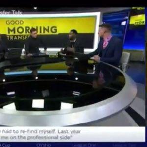 DOŠAO PIJAN U EMISIJU, JEDVA GA RAZUMELI ŠTA PRIČA: Bivša zvezda engleskog fudbala dobila otkaz zbog novog skandala