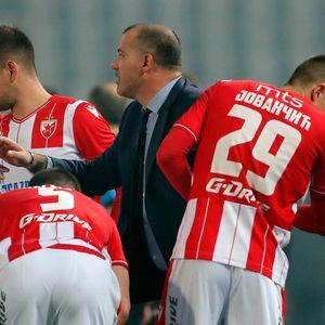 ČISTKA NA MARAKANI: Zvezda precrtala još jednog igrača - Stanković stvara ekipu po svojoj meri!
