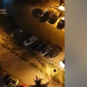 DIRLJIV SNIMAK TOKOM POLICIJSKOG ČASA: Građani Srbije su večeras došli na ovu ideju!