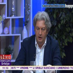 MILOMIR MARIĆ UŽIVO U EMISIJI OTKRIO: Morao sam da nosim flašu rakije na posao, a ako ne ponesem...