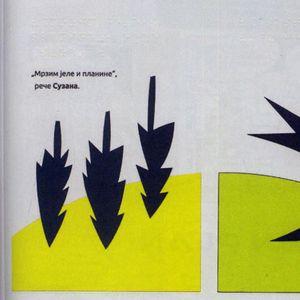 """Izložba taktilnog stripa """"Nevidljivi talas"""" u galeriji Kolarac"""