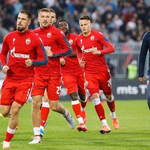 (SASTAVI) Stanković mu je konačno dao šansu od starta: Zvezda sa ovim timom napada ekipu sa kojom deli prvo mesto!