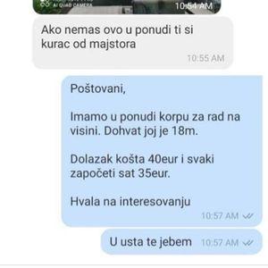 CELA SRBIJA SE SMEJE! Srbin je provocirao MAJSTORA, a na kraju je dobio i više nego što je očekivao!