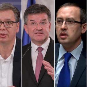 NOVA RUNDA DIJALOGA BEOGRAD-PRIŠTINA: Sutra video sastanak Vučić, Hoti, Borel i Lajčak