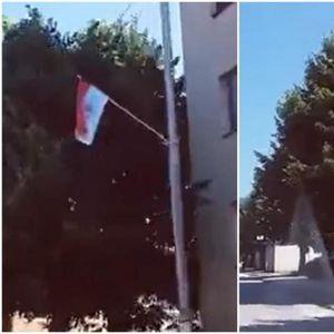 CRNOM GOROM SE VIJORE OVE ZASTAVE: Zbog ove scene na noge se podigla i Srbija!