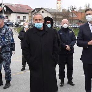 """PRVO PREKO OČIJU, PA PREKO NOSA..."""" Hrvatski političar se obrukao kao da je za to plaćen!"""