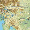 JOŠ JEDAN ZEMLJOTRES POGODIO PRESTONICU U KOMŠILUKU: Ovo je treći potres u zadnja tri dana