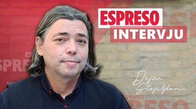 DA BI NAM BILO BOLJE, SVAKO OD NAS POJEDINAČNO MORA DA BUDE BOLJI: Pisac Dejan Stojiljković za Espreso