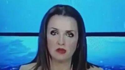 SVI JOJ SE SMEJU! Crnogorska voditeljka napravila lapsus veka