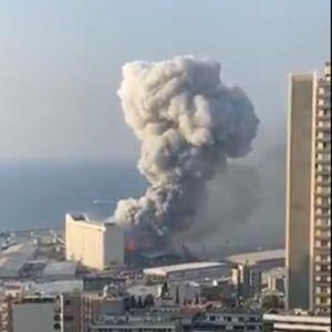 13 MINUTA UŽASA KOJI JE RAZORIO SRCE LIBANA! Ovako su izgledali poslednji trenuci svedoka i heroja eksplozije