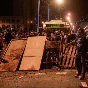 BELORUSIJA GORI, DA LI JE LUKAŠENKO GOTOV? Najdramatičniji snimci s ulica Minska su upravo objavljeni