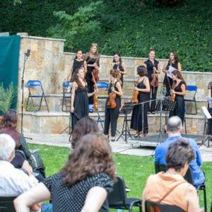 Ponoćni koncert orkestra Muzikon 25. septembra na terasi Kvake 22