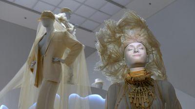 Haute Costume: Žan-Pol Gotje kao filmski kostimograf – tema petog stručnog vođenja kroz izložbu VENČANICA