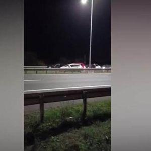 HAOS NA AUTO-PUTU U BEOGRADU: Saobraćajna nezgoda izazvala OGROMNU GUŽVU
