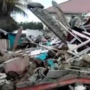 HOROR SCENE OD ZEMLJOTRESA! Ostale samo ruševine, potresne scene na sve strane!
