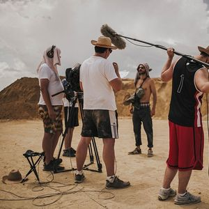 "Битолски или прилепски виц заврши на филм! ""Човек и пустина"" се бори за интернационална награда"