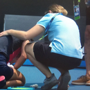 Тенисерка речиси колабира поради загадениот воздух во Австралија