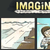 """Познатата песна на Џон Ленон - """"Imagine"""" претворена во стрип - резултатот е неверојатен"""
